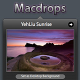 Macdrops - Official Mac OS X app for InterfaceLIFT