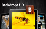 Backdrops Retina Wallpaper - Official InterfaceLIFT app for iPad