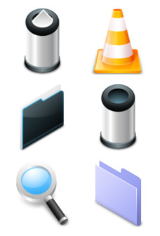 Desktop Icons Set: Eye Candy vol. 1 by