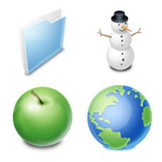 Desktop Icons Set: Eye Candy vol. 2 by