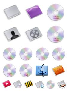 Desktop Icons Set: NOD vol. 1 by