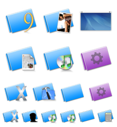 Desktop Icons Set: Smooth by
