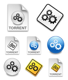Desktop Icons Set: Transmission by 