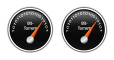Desktop Icons Set: BitTorrent by