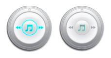 Desktop Icons Set: Tunes by