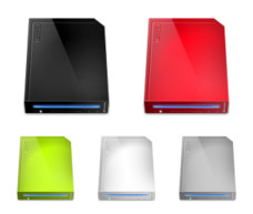 Desktop Icons Set: Nintendo Wii by