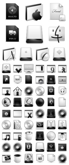Desktop Icons Set: Blend by 
