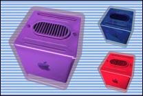 Desktop Icons Set Colorful Cubes by James Doyle