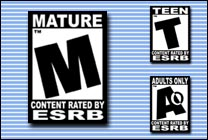 Desktop Icons Set ESRB Ratings by James Meister