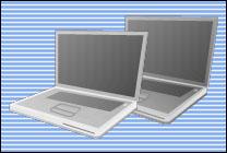 Desktop Icons Set Titanium Illustrated by Eric Schneider