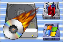 Desktop Icons Set Carlito Drives by Carlos Reyes