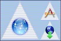 Desktop Icons Set Dock-Ups by Damon Bransom