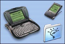 Desktop Icons Set Long Live the Newton by John Schilling