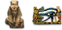 Desktop Icons Set Egypticus by Northwind