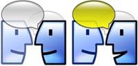 Desktop Icons Set AdiumOS by Adam Betts
