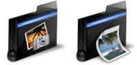 Desktop Icons Set Manhole by Suki