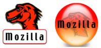 Desktop Icons Set Mozilla by Joerie Mortelmans