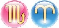 Desktop Icons Set Signs of the Zodiac by Wati Larke