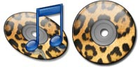 Desktop Icons Set CD Jag by Opla