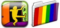 Desktop Icons Set Ian's Pride Icons by Ian Aberle