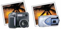 Desktop Icons Set Nikon COOLPIX by David Stapleton