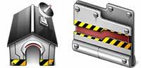 Desktop Icons Set Industech by Adam Betts
