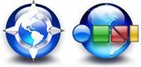 Desktop Icons Set G-Ball 5: Utilities+ by Naoki Matsubara
