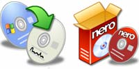 Desktop Icons Set CDR Software 1.1 by FOOOD