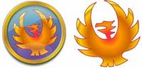 Desktop Icons Set Mozilla Firebird by Jeff Hottinger
