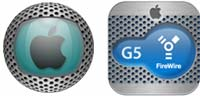 Desktop Icons Set G5 Style by p