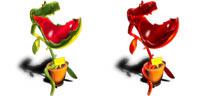 Desktop Icons Set Dionaea Muscipula by Alessandro Mondaini