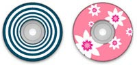 Desktop Icons Set CD Labeler by Yo Yau