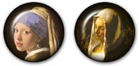 Desktop Icons Set Vermeer by Manon Michel