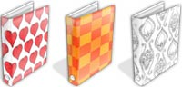 Desktop Icons Set Excellence Folders Deco by elmigue