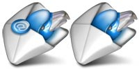 Desktop Icons Set Mozilla thunderbird by Proença