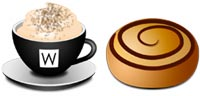 Desktop Icons Set Coffee Culture by Wati Larke