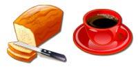 Desktop Icons Set Coffee Break by FastIcon.com