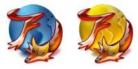 Desktop Icons Set Firefox by Jairo Boudewyn