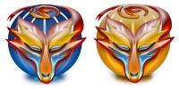 Desktop Icons Set Firefox Experiment 1 by Jairo Boudewyn
