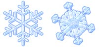 Desktop Icons Set Snow by Jamie McCanless