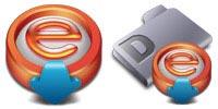 Desktop Icons Set iMesh by Jairo Boudewyn
