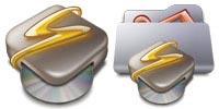 Desktop Icons Set WinAmp by Jairo Boudewyn