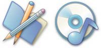 Desktop Icons Set Pastels II Update by Marvilla