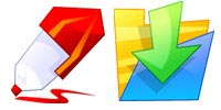 Desktop Icons Set Angular by FastIcon.com