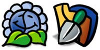 Desktop Icons Set Macintosh Garden by IconBuffet