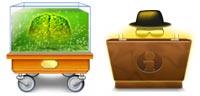 Desktop Icons Set The Community by Afterglow Design