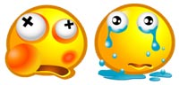 Desktop Icons Set Popo Emotions by Rokey