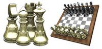 Desktop Icons Set Chess by Christopher Watson