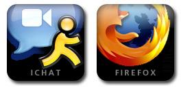Desktop Icons Set SY Black by SELCUX