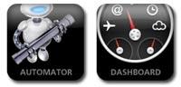 Desktop Icons Set SY Black: Tiger Pack by SELCUX